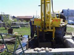 Бурение скважин на воду и водоснабжение