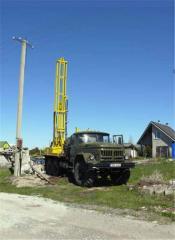 Проекты бурения скважин на воду