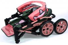 Ремонт детских колясок, запчасти