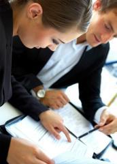 Услуги консалтинговые в области покупки и продажи готовых компаний