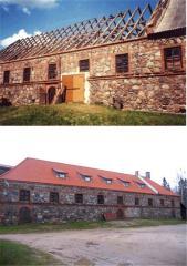 Реконструкция старых зданий