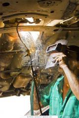 Автомобильные сварочные работы