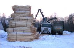 Покупка дров