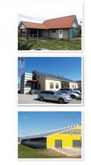 Строительство скатных крыш