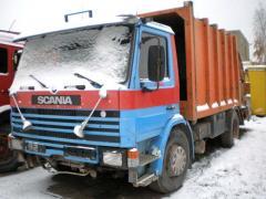 Разборка грузовых автомобилей Volvo, Scania, Mercedes-Benz