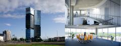 Строительство офисных и административных зданий