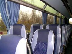 Автобусные перевозки по Эстонии