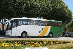Автобусные перевозки туристические