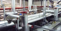 Теплоизоляция труб, котлов, дымоходов