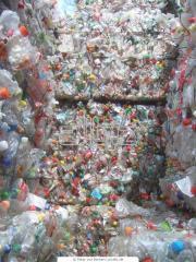 Переработка отходов из пленки и пластмасс