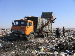 Вывоз мусора, быстро и качественно.