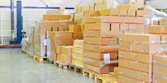 Услуги складирования