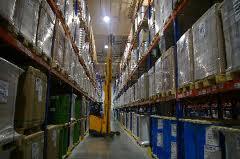 Услуги складирования в свободной таможенной зоне