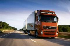 Технический осмотр грузовиков и прицепов