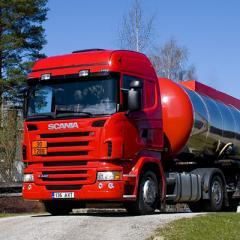 Перевозка топлива