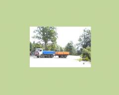 Аренда самосвала Scania 6x4