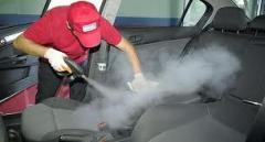 Химическая чистка салона автомобиля