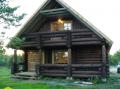 Изготовление бревенчатых домов