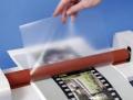 Ламинирование документов (покрытие пленкой)
