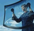 Установка стекол автомобилей