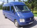 Прокат микроавтобуса Volkswagen 2001